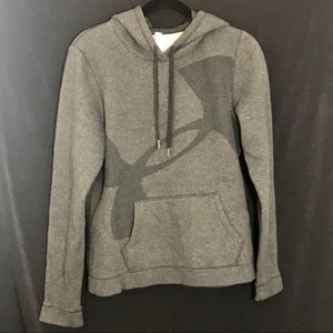 ✨LIKE NEW✨Under Armour Gray Sweatshirt Hoodie